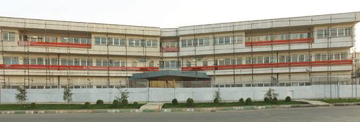 ساختمان فعلی شرکت فولمن